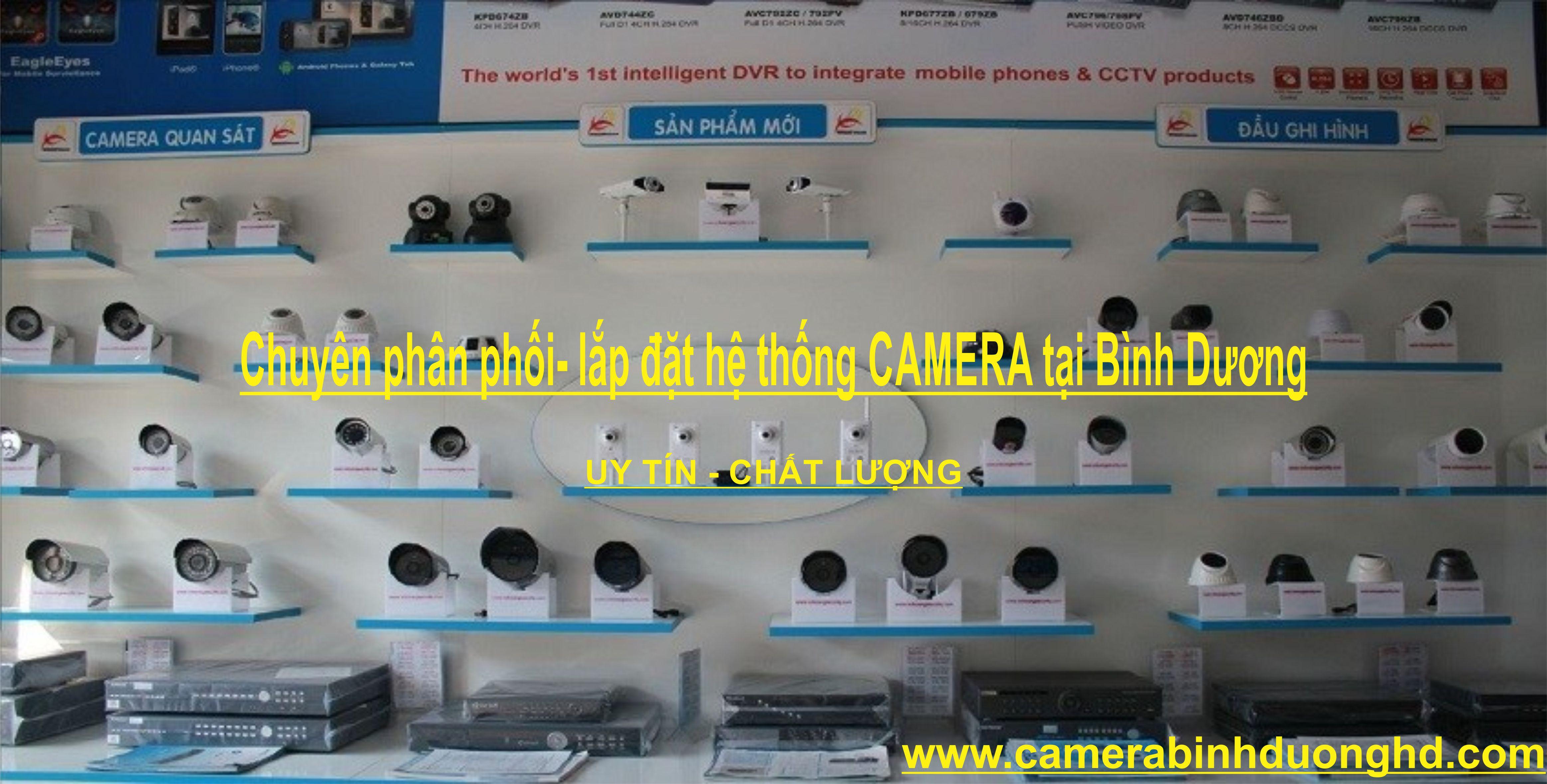 camera bình dương