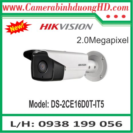 CAMERA QUAN SÁT DS-2CE16D0T-IT5