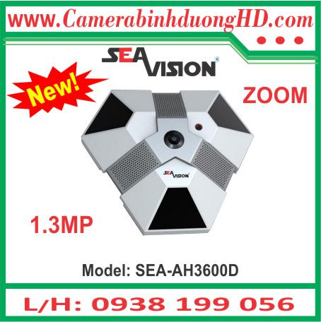 CAMERA SEAVISION SEA-AH3600D