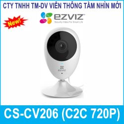 Camera quan sát IP WIFI CS-CV206 (C2C 720P)