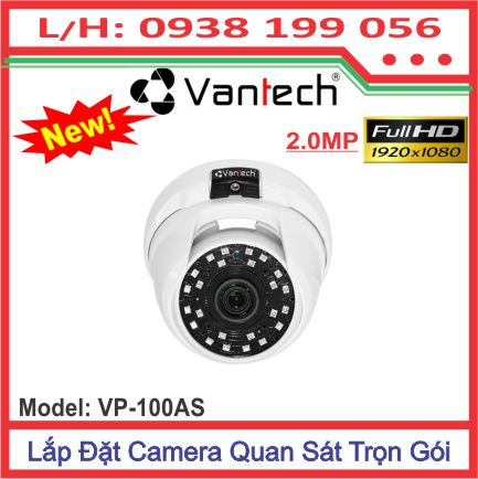 Camera Quan Sát VANTECH VP-100AS